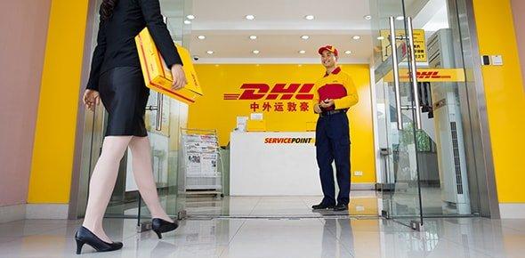 Punto servicio exporta con dhl for Oficinas dhl peru