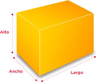 Pesos y dimensiones exporta con dhl for Oficinas dhl peru