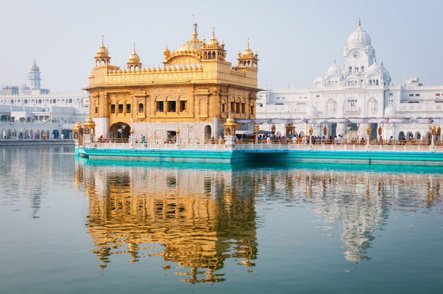 Golden temple amritsar india exporta con dhl for Oficinas dhl peru